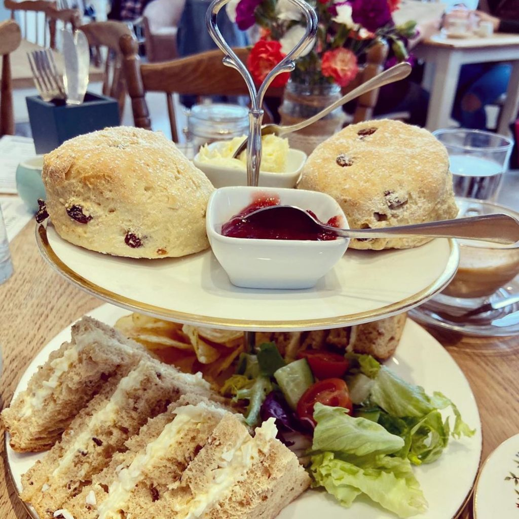 Afternoon Tea Southampton - Kettle and Cake