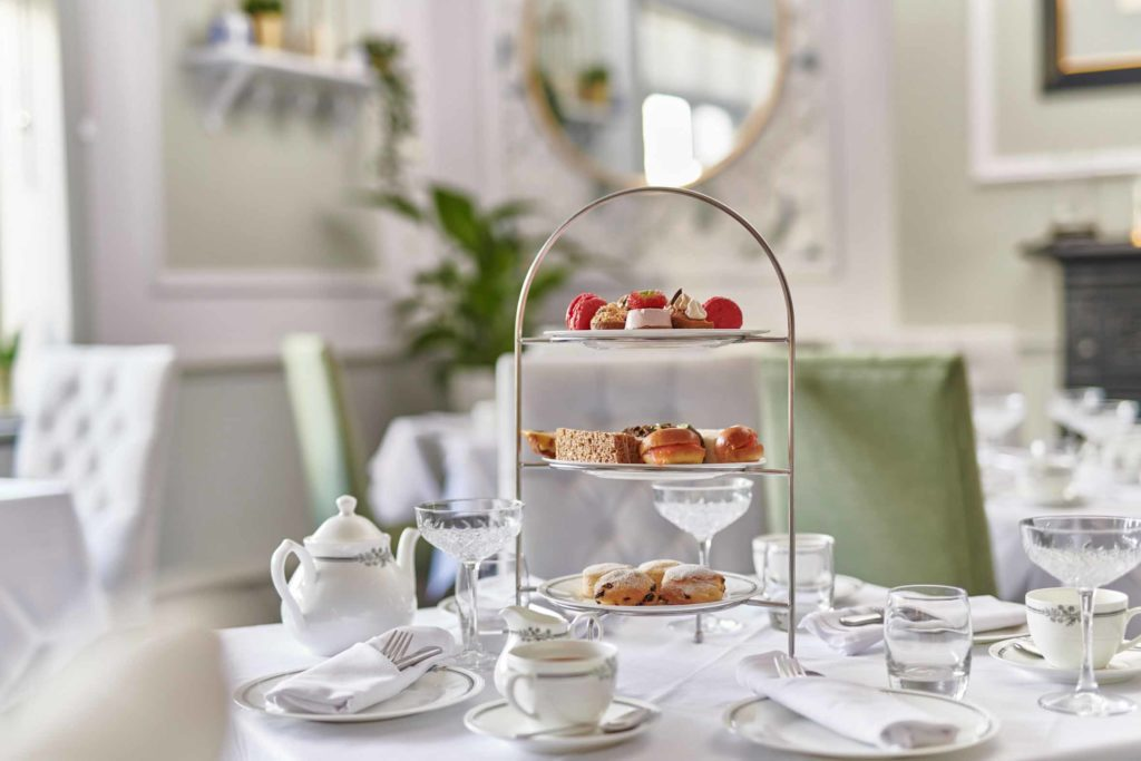 Afternoon Tea Coventry - Laura Ashley The Tea Room