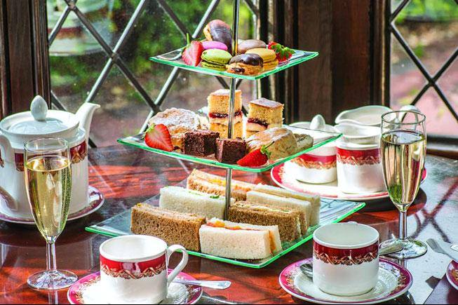 Afternoon Tea Coventry - Nailcote Hall
