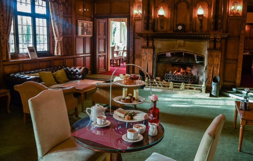 Afternoon Tea Lincoln - Petwood Hotel