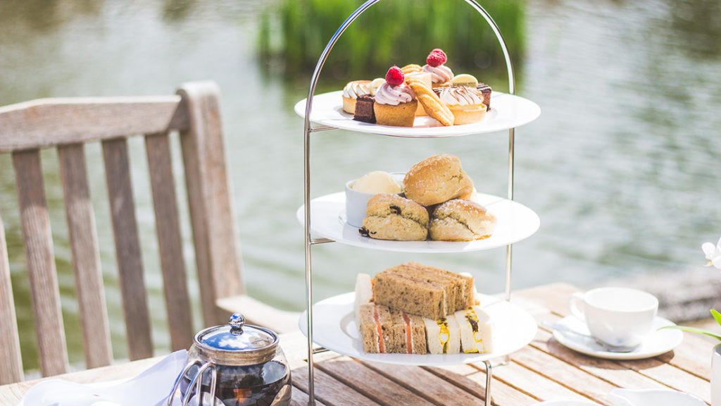 Afternoon Tea Southampton - Rhinefield House Hotel
