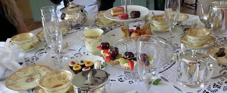 Afternoon Tea Reading - Riseley Village Tea Room