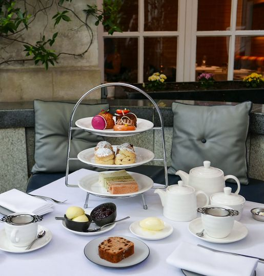 Afternoon Tea Reading - The Roseate Hotel