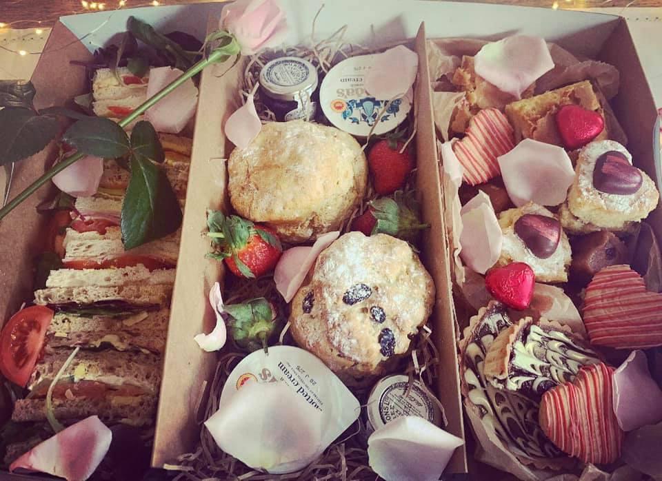 Afternoon Tea Southampton - Rosie Lea Tea House and Bakery