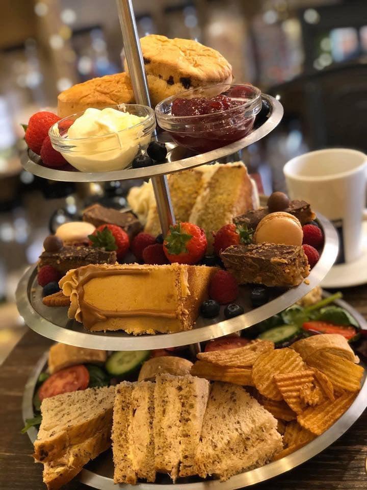 Afternoon Tea Lincoln - Smiths Tea Room