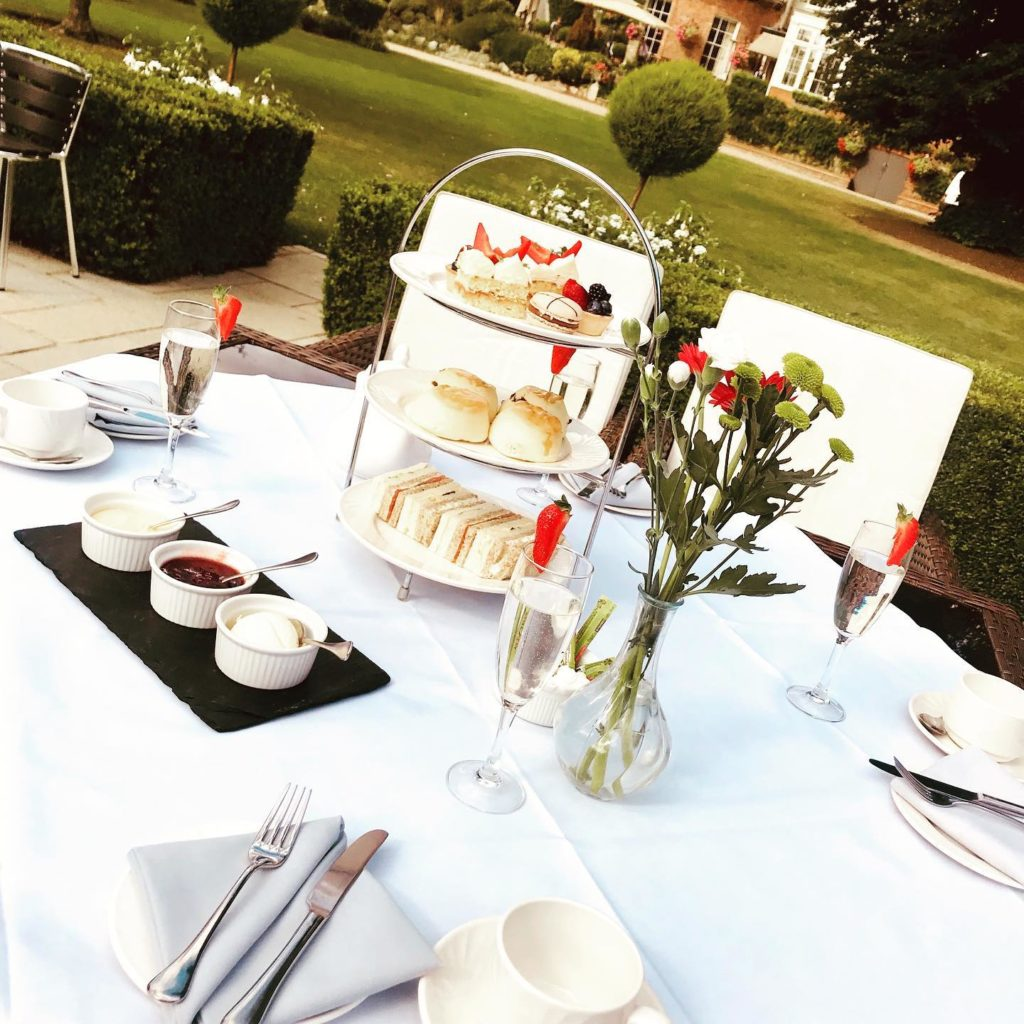 Afternoon Tea St Albans - St Michael's Manor Hotel