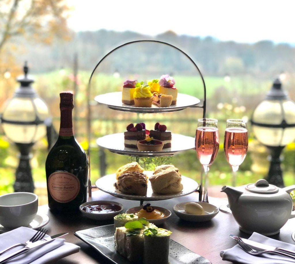 Afternoon Tea Worcester - Stanbrook Abbey Hotel