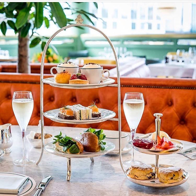 Afternoon Tea St Albans - The Ivy