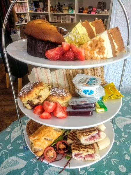 Afternoon Tea Lincoln - Tilly's Tea and Gift Shop
