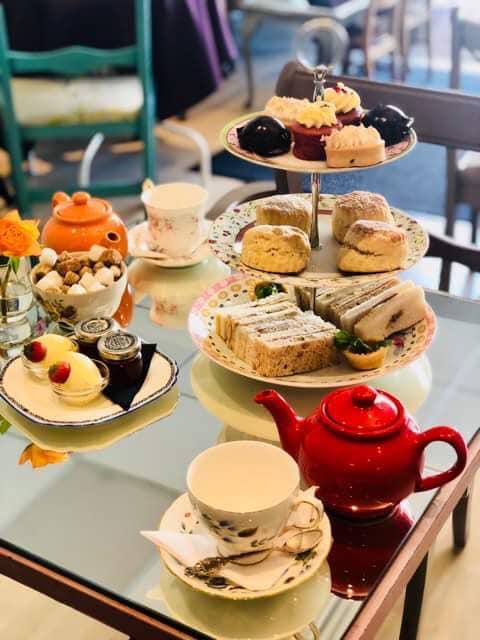 Afternoon Tea Coventry - Vinteas
