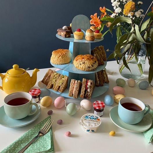 Afternoon Tea Edinburgh - Eteaket