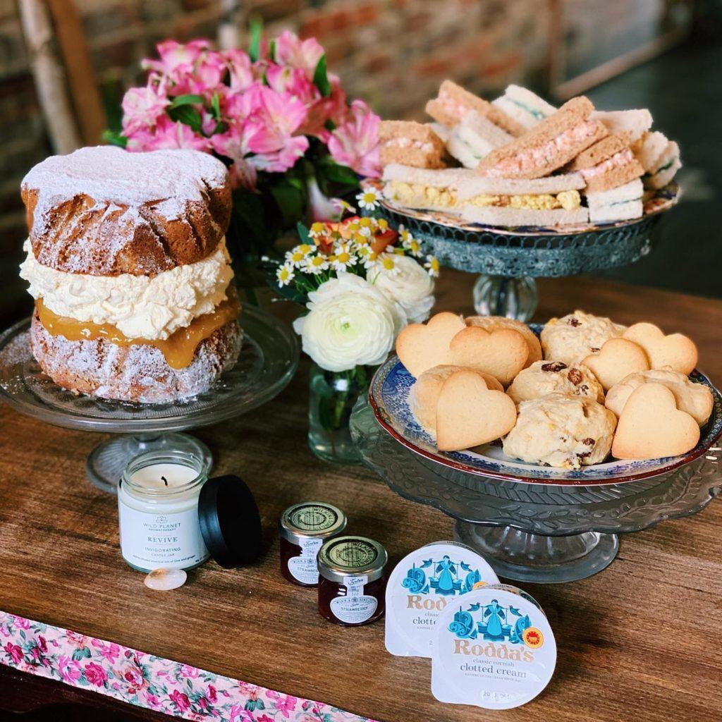 Afternoon Tea Tunbridge Wells - Juliet's