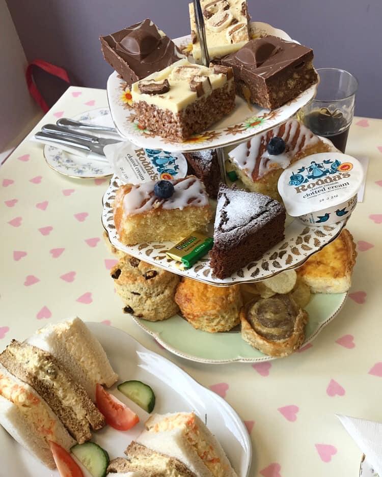 Afternoon Tea Carlisle - Anazao Tea Room