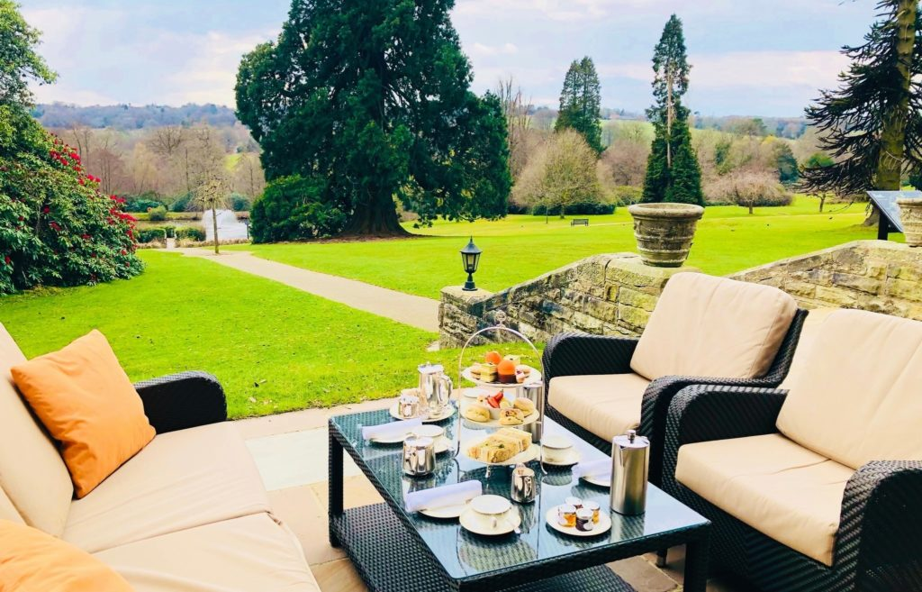 Afternoon Tea Tunbridge Wells - The Ashdown Park Hotel