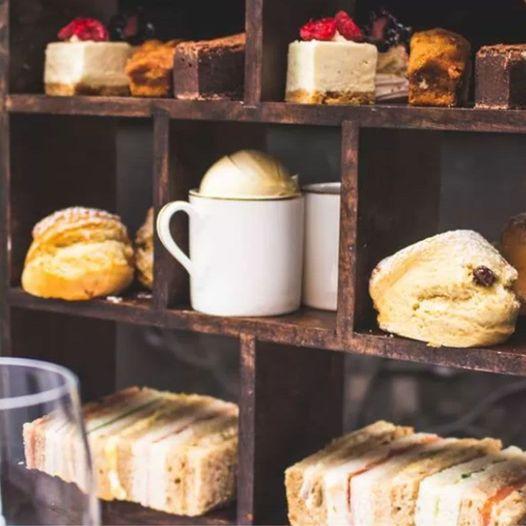 Afternoon Tea Basingstoke - Audleys Wood Hotel