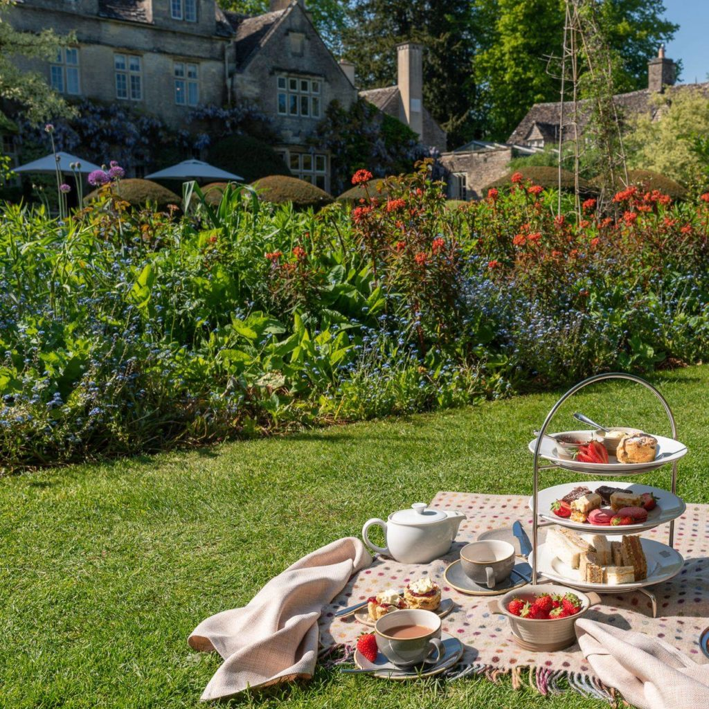 Afternoon Tea Cotswolds - Barnsley House