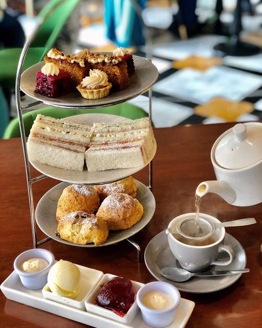 Afternoon Tea Bedford - Bedford Swan Hotel