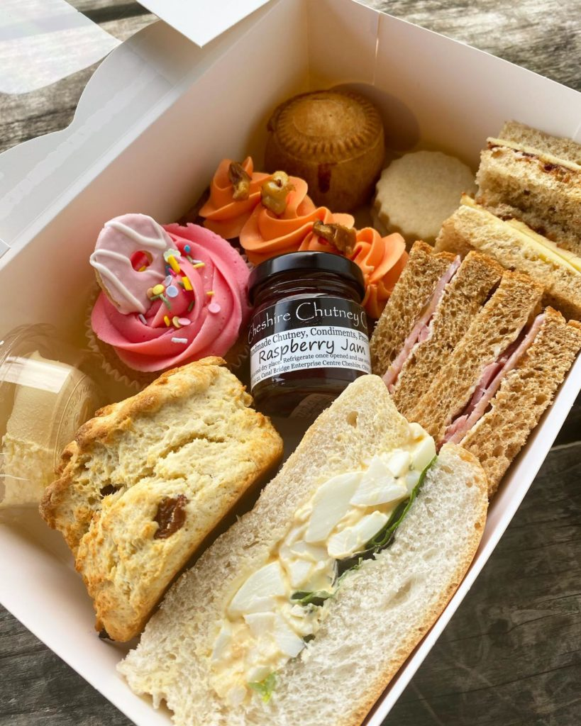 Afternoon Tea Wirral - Benty Farm Tearooms