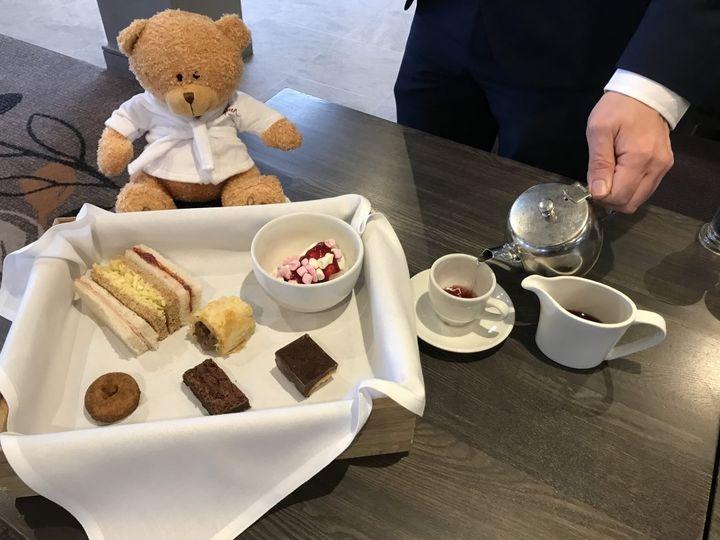 Afternoon Tea Derby - Hallmark Hotel Derby Midland