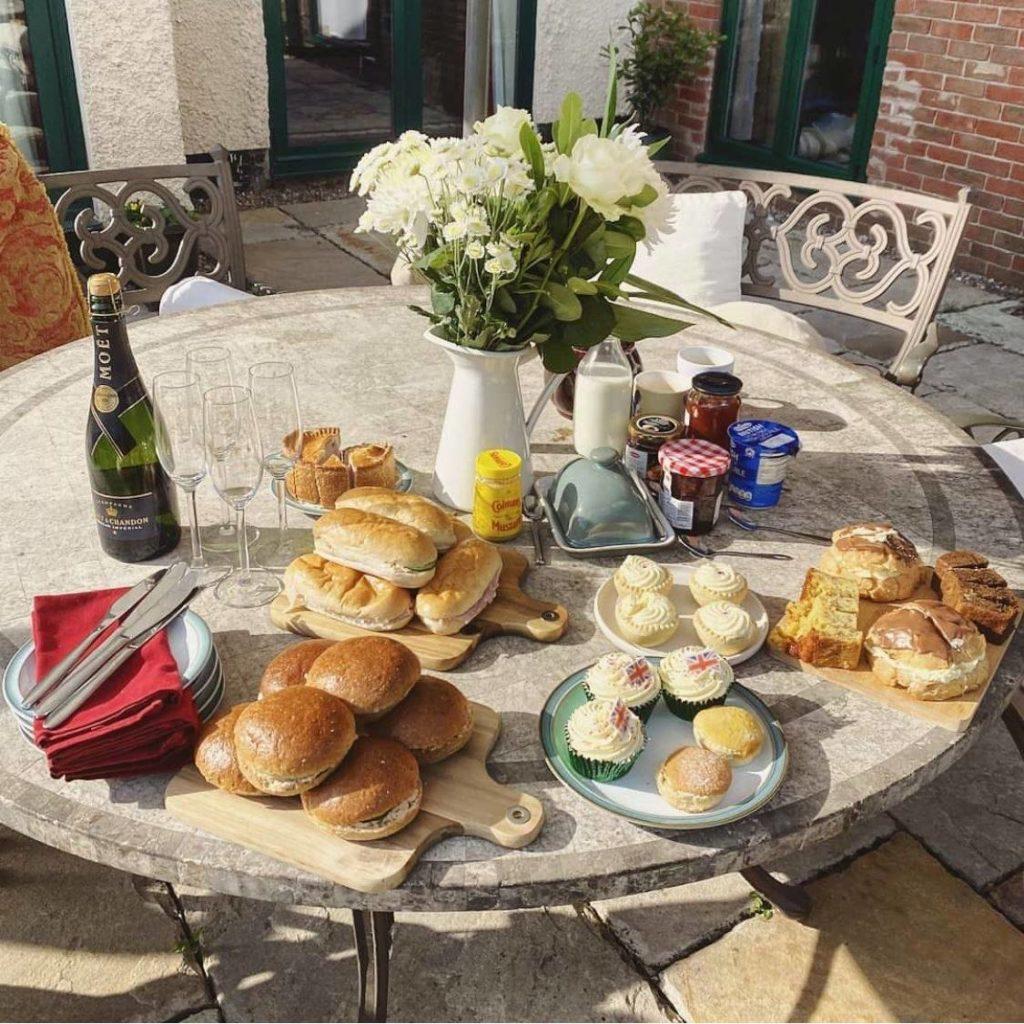 Afternoon Tea Derby - Birds Bakery