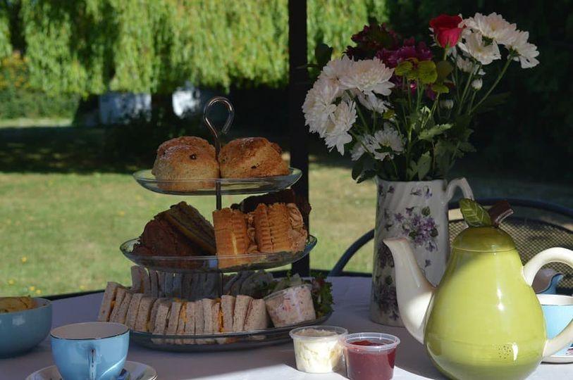 Afternoon Tea Hull - The Black Cat Tea and Coffee Room