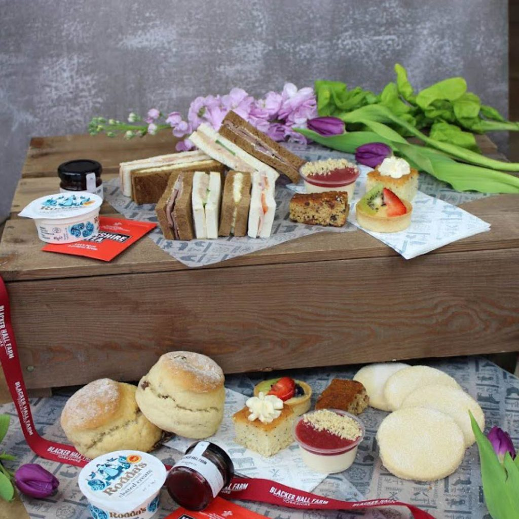 Afternoon Tea Wakefield - Blacker Hall farm