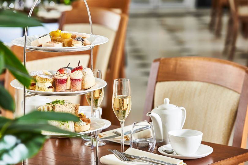 Afternoon Tea Cotswolds- Blenheim Palace