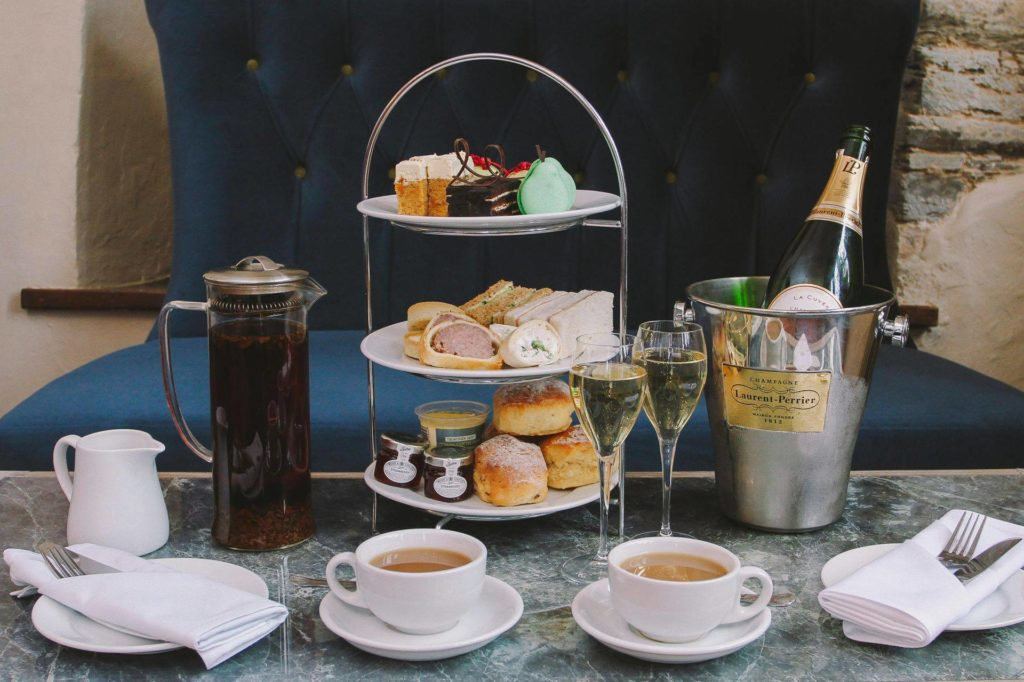 Afternoon Tea Plymouth - Boringdon Hall