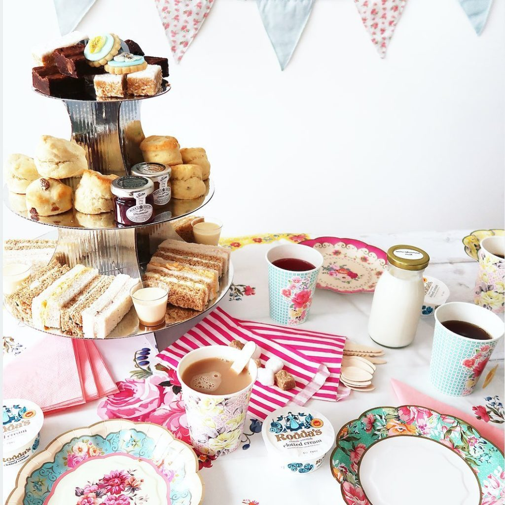 Afternoon Tea Basingstoke - Brew and Bakes