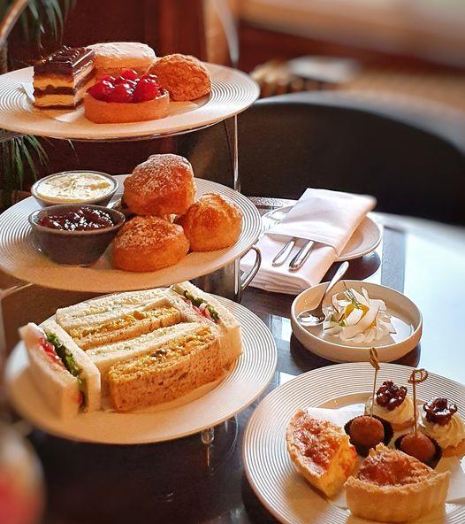 Afternoon Tea Ayrshire - Brig O' Doon House Hotel