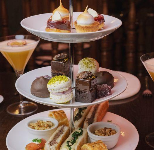 Afternoon Tea Aberdeen - Cafe Boheme