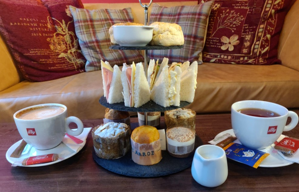 Afternoon Tea Aberdeen - Cafe Creo