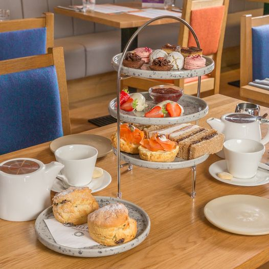 Afternoon Tea Edinburgh - Cafe Modern Two
