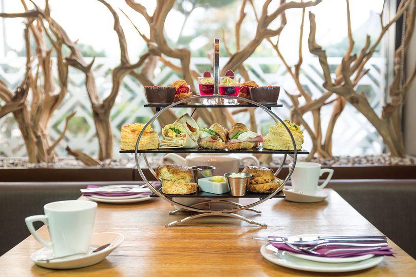 Afternoon Tea Ayrshire - Logans Restaurant at Carlton Hotel