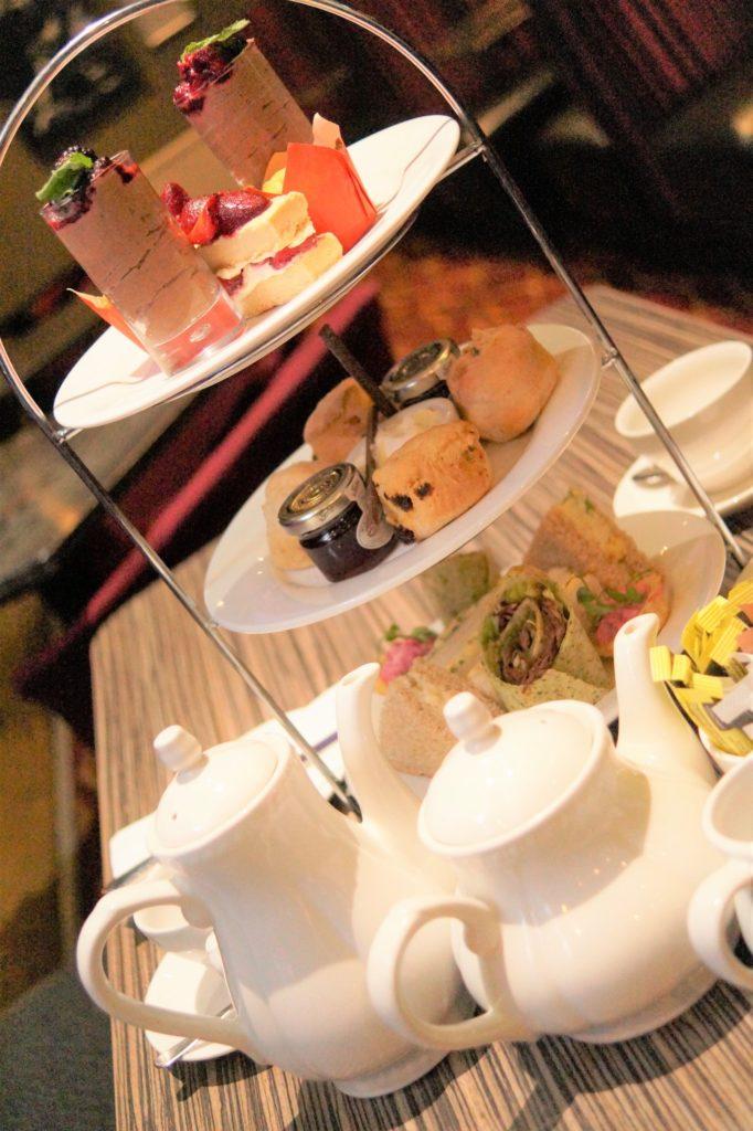 Afternoon Tea Aberdeen - Carmelite