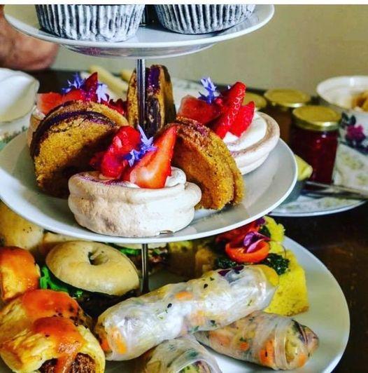 Afternoon Tea Edinburgh - Casa Angelina