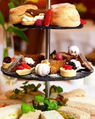 Afternoon Tea Derby - Cathedral Quarter Hotel