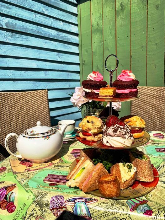 Afternoon Tea Bolton - Chill at The Cowshed