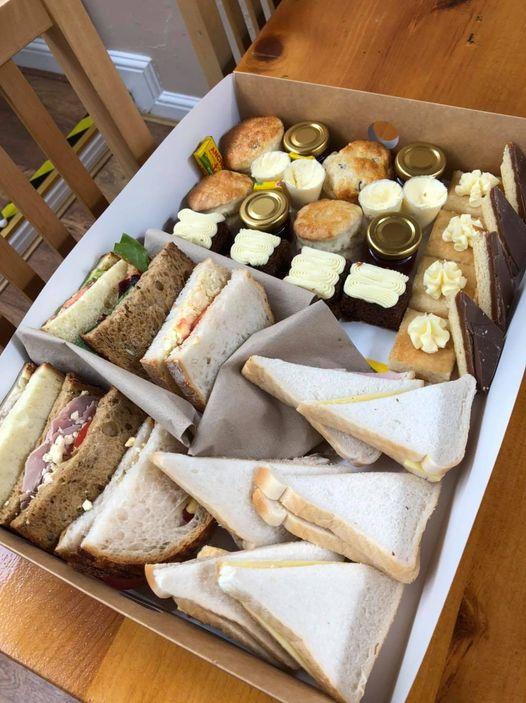 Afternoon Tea Bolton - The Coffee Shop @ Heaton