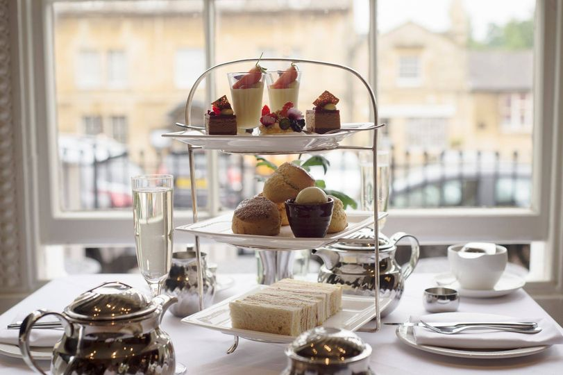 Afternoon Tea Cotswolds - Cotswold House
