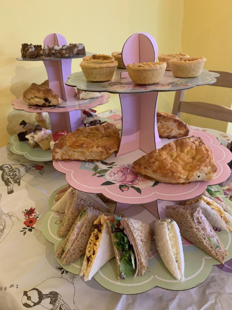 Afternoon Tea Carlisle - Cumbrian Cheesecake Company
