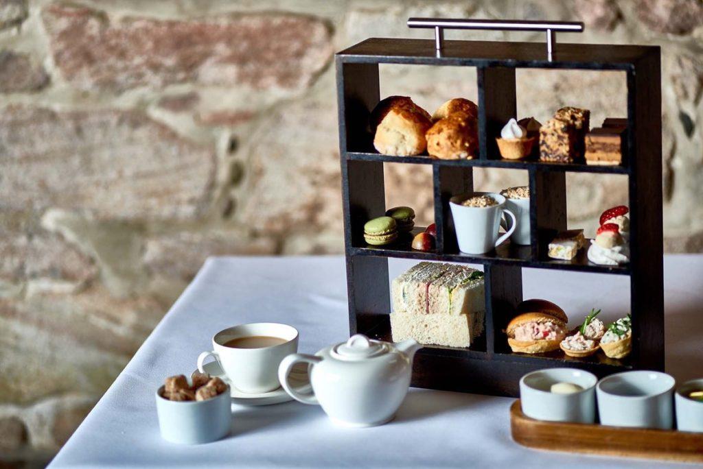 Afternoon Tea Edinburgh - Dalhousie Castle
