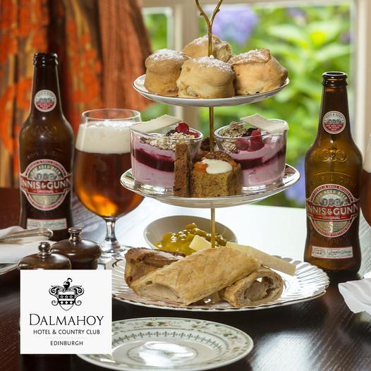 Afternoon Tea Edinburgh - Dalmahoy Hotel