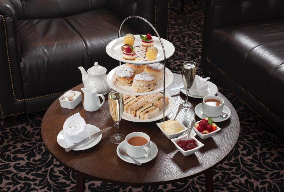 Afternoon Tea Plymouth - Elfordleigh Hotel