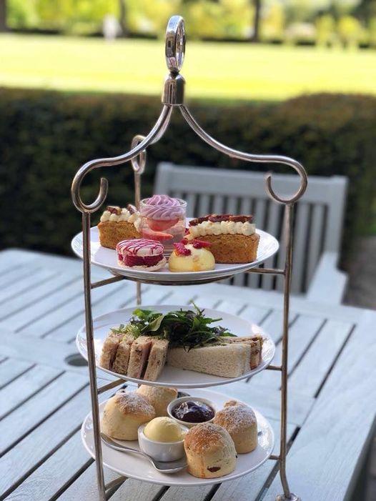 Afternoon Tea Cotswolds - Ellenborough Park
