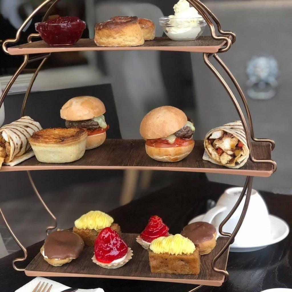 Afternoon Tea Ayrshire - Enterkine House Hotel