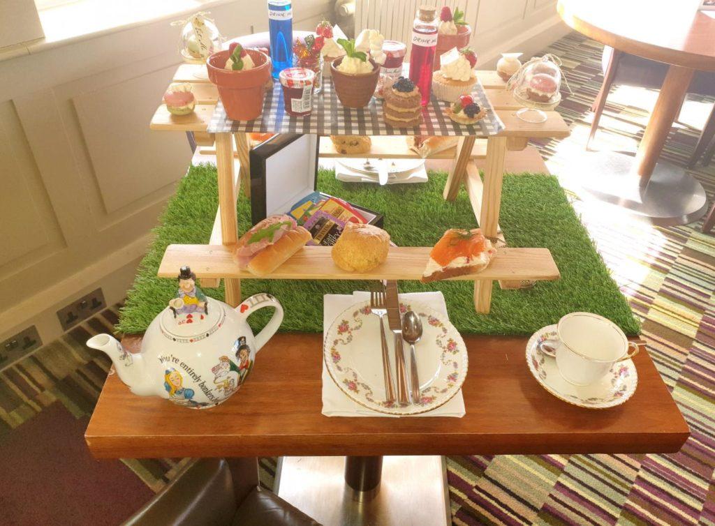 Afternoon Tea Ayrshire - Fairfield Hotel
