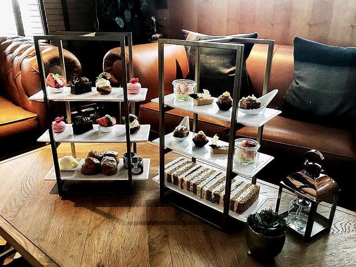 Afternoon Tea Edinburgh - Fingal