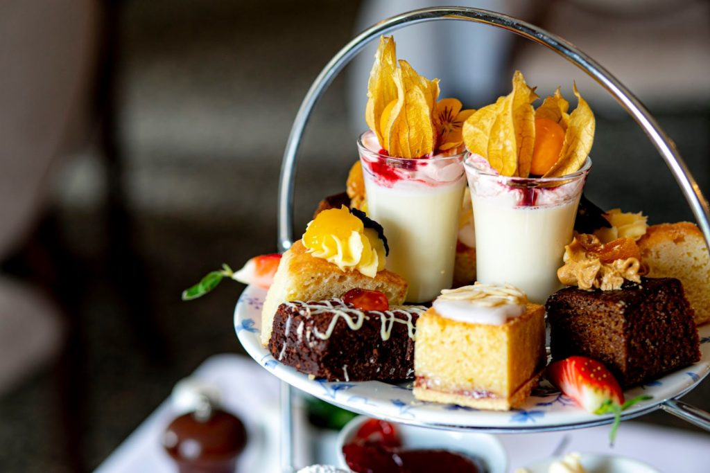Afternoon Tea Bedford - Flitwick Manor Hotel