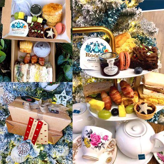 Afternoon Tea Aberdeen - Forest Cafe